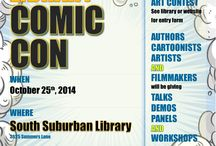 Events / Events where I'll be a guest, signing, or perhaps just an attendee!