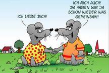 Uli Stein comics