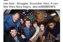 Star Wars Han Solo Movie
