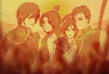 Legend Of Aang (Katara..)