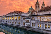 Cities I've seen/Ljubljana / Slovenia/Ljubljana