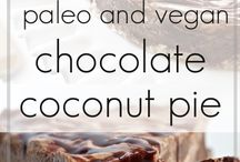 Grain Free, Dairy Free, Refined Sugar Free, Paleo Recipes / by Ashley Keith