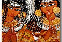 "EGiPTO~~kemet<<rt''""""""""'""'' / Egypt through history . / by Amir Rizk"