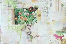 STUDIO CALICO - pages, cards, material, inspiration / STUDIO CALICO - materiál, stránky, přáníčka, inspirace