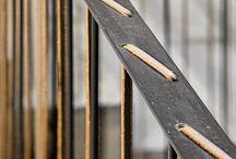 Handrail string