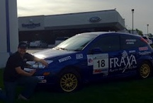 Koons Ford | Fraxa Rally Car / Koons Ford of Annapolis is proud to display the Ford Focus Fraxa Rally Car.  The Fraxa Rally team was put together in support of Fragile X.  Check out our facebook page for more pictures and follow the team and they continue the race to find a cure.  www.facebook.com/koonsford