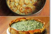 Tærter/quiche