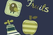 Fruits Theme / by Hauck Fun for Kids