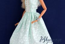 Barbie doll / Clothes and accessories for Barbie dolls