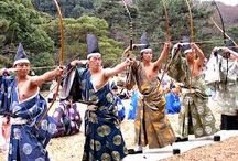 Kyūdō / Japanese archery - kyudo