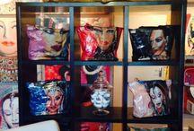 Unique handbags