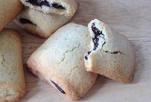 Muffin sablé cookie