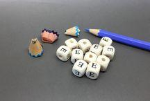 Perle legno / Di dimensioni e forme diverse, le perle in legno proposte dalla GugaPluff rappresentano una soluzione ottimale per hobbisti e creativi (www.gugapluff.it)