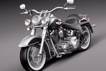 Motos (Harley e semelhantes)