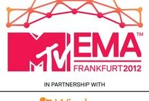 MTV European Music Awards / by Windows