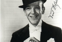 Fred Astaire, best dancer ever seen / by Eireen