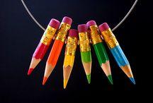 Pencils / by Brenda A