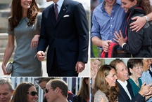 Kate a William - Cute moments