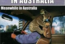 AUSTRALIA!! / by Nathan Perry