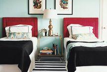 TNT: Bedrooms