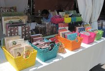 Bits of Australia - Business Ideas / Re-pins of great ideas for setting out market stalls