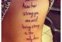 Tatuointi-ideat