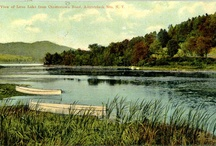 Loon Lake(s), NY - two in the Adirondacks