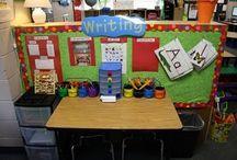 1st grade Centers / by Shonda Baggette