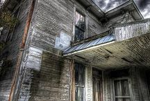 Architecture - Weathered by Time / by Erin Rooney
