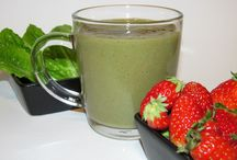 Raw Vegan Smoothies / Gluten Free Raw Vegan Smoothies
