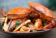 Seafood and eat it!