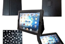 iPad Apps and Accessories / My favorite, interesting or useful iPad apps or accessories. Have a suggestion of your own? Leave a comment! / by Sarah Snow