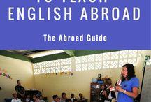 teach abroad.