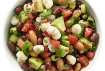 Teasdale Salads / Teasdale Foods original Salad recipes featuring our bean and hominy products. Hominy   Garbanzo Beans   Pinto Beans   Black Beans   Kidney Beans   Peruvian Beans