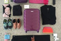 What To Pack for Winter in NZ / Find out how the luggage.co.nz team pack for their NZ winter destination getaways with these wee flatlays!