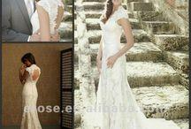 Lovely bridal evening ideas