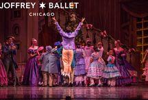 "The Nutcracker - 2015 / The Joffrey Ballet's 2015 production of ""The Nutcracker""."
