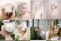 Wedding Hairstyle / Penteados e acessórios que deixam a noiva muito mais linda :-)