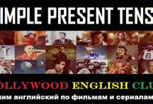 ENGLISH - MOVIES AND SERIES