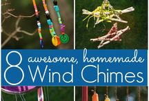 Windchimes DIY FOR KIDS