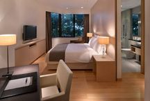 Sleeping Caves / Hotels & Resorts Room Design