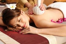 Thai Massage / Thai Massage is an ancient and dynamic bodywork therapy in which the practitioner skillfully places the client into a series of yoga-like postures and stretches, while applying compression techniques by palm, thumb, elbow, feet pressure linked via slow, mindful movement.