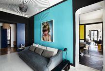 Couloir bleu le Corbusieraw