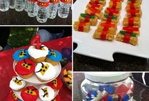 Party Ideas / by Mendi Hecker