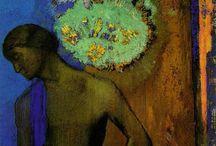 A R T symbolisme/neo impressionnisme