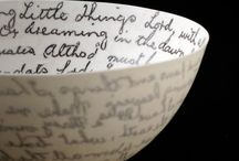 Poetry pots- things with words