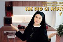 """Una cucina Inden nella famosa serie televisiva """" Che Dio ci aiuti """""""