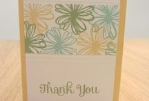 Craft CARD INSPIRATIONS / Ideas for cards / by Maria Quinn