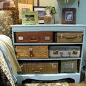 Upcycled Dressers and Desks