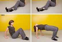 Упражнения Fitness
